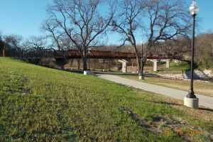 Nolan Creek Hike & Bike Trail Extension